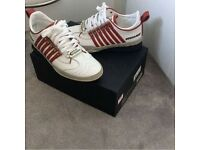 Men's Dsquared Trainers size 5
