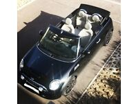 Mini Convertible, Cooper S, Sidewalk, 1.6 Engine, 2 Doors