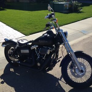 Dyna Street Bob - Excellent Condition Low KM