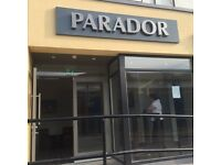 Part-Time Bar Person-The PARADOR Ormeau Road Belfast