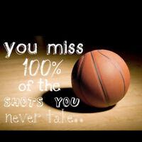 Anyone up for Basketball?