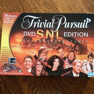 SNL DVD TRIVIA **NEW** Saturday night live game