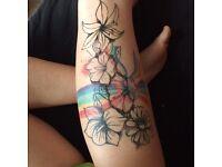 Tattooist needed to teach me to tattoo