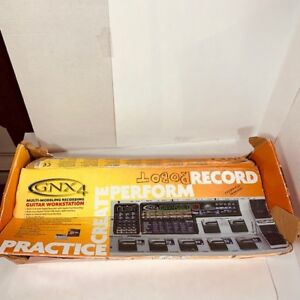 *GUITAR WORKSTATION - GNX4 ( missing power supply )*