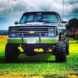 Wanted: 79-82 4x4 chev pickup