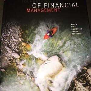 Foundations of financial management buy or sell books in toronto foundations of financial management 10th canadian edition fandeluxe Gallery