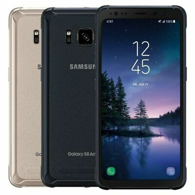Samsung Galaxy S8 ACTIVE SM-G892A (AT&T Unlocked) G892 64GB Smartphone