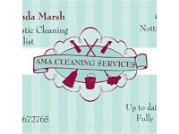 AMA Cleaning Services Nottingham