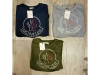 New moncler jumpers!