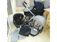 Babystyle Oyster 3-in-1 travel system