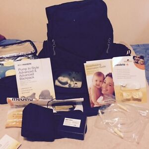 REDUCED!! Medela Advanced Double Breast Pump