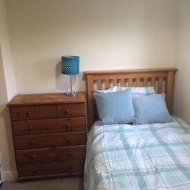 Single Room Near Town & Chineham Business Park : No Deposit