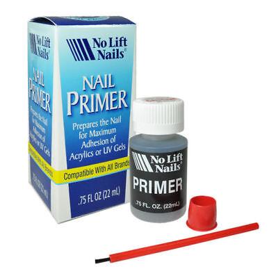 No Lift Nails Aryclic Nail Primer 0.75floz Best Primer For Acrylic (Best Primers)