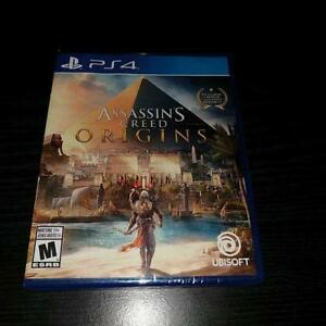 Assassins Creed Origins ((PS4)) à vendre