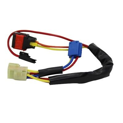 PEUGEOT 206 406 XSARA PICASSO IGNITION SWITCH LOCK BARREL PLUG WIRES CABLES Loom