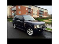 Swap/ex Range Rover vogue 4.4 v8 02 plate
