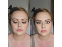 Make up Artist for weddings, parties, christmas, interviews, bridal, proms etc