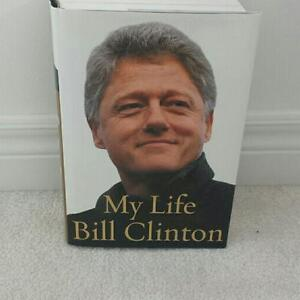 MY LIFE BY BILL CLINTON HARDCOVER BOOK