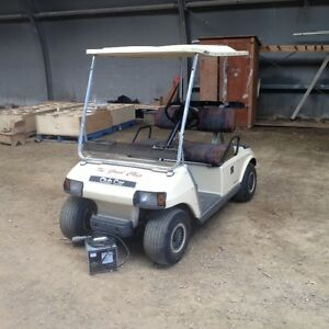 Golf Cart electric club car