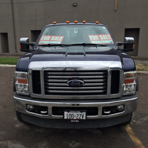 2008 Ford F-250 Chrome Pickup Truck