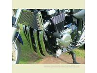 R/&G Racing Crash Protectors Kawasaki ZZR 1100 1200 Sturzpads Sturz Protektoren