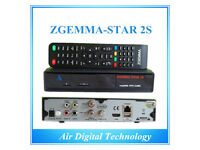 Zgemma Star 2s - Linux Satellite receiver HD