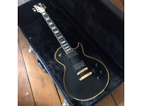 ESP Eclipse I - Vintage Black 2009 - Made In Japan