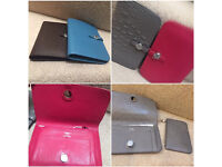 Dogon hermes wallets variety colours
