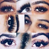 EYELASH EXTENSIONS MINK AND SILK. CERTIFIED