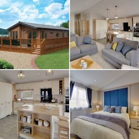 Luxury Lodge For Sale at Romney Sands Holiday Park Kent Near Camber and Dymchurch