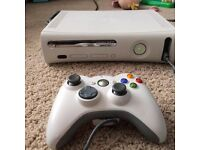 Xbox 360 - with controller & 14 games (inc GTA 5 and skate1,2)