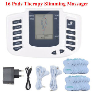 Electronic Full Body Slimming Pulse Massage for Muscle Relax