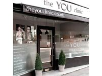 Laser/Beauty Therapist Full/Part time Chiswick, West London
