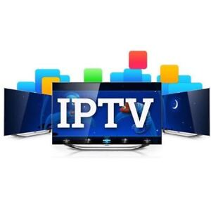 Live IPTV  1000+ channels and NO FREEZING.. $8.75