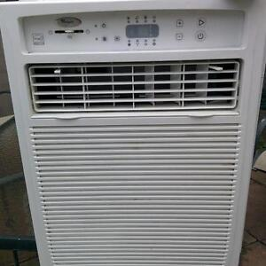 Window Air Conditioner (Whirlpool) for slider or casement window