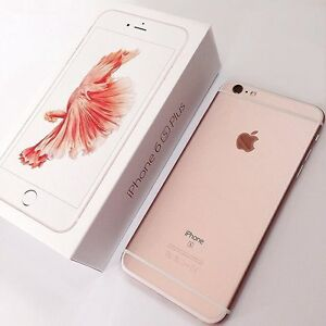 iPhone **6s +PLUS --16GB *ROGERS *MINT *WHITE/ROSE GOLD *IN BOX!
