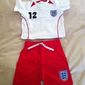 NEW M&S Football Kit (12-18 months) Wembley Cambridge Area Preview