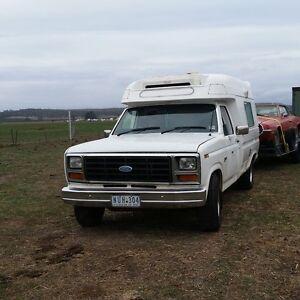 Ford f100 1984 ex Ambulance V8 Auto Northcote Darebin Area Preview
