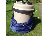 Aquaroll Water Container - 40 Litres