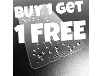 *BUY 1 GET 1 FREE* Tempered Glass Screen Protector for iPhone