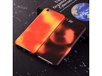 Thermo-Sensetive Case Iphone 6/6s/6Plus, 7/7Plus, 8/8Plus, X