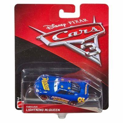 Disney Pixar Cars 3 Fabulous Lightning McQueen 2017 NEW