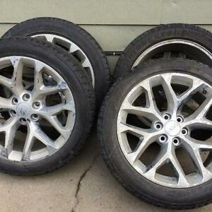 "22"" Alloy Rims"