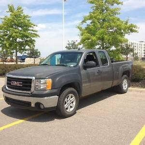 2008 GMC Sierra 1500 working truck with ext cab