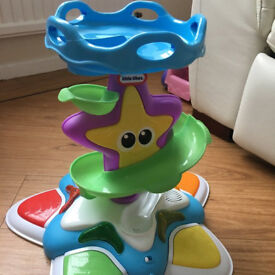 LITTLE TYKES Stand and Dance Musical Starfish excellent condition