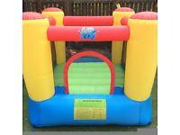 Action Air Bouncy Castle for Sale. Excellent Condition