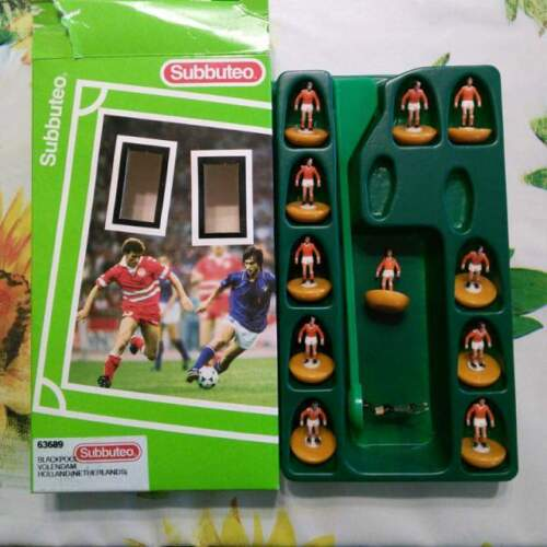 Subbuteo Holland (Netherlands) / Blackpool /...
