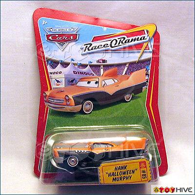 Disney Pixar Cars Hank Halloween Murphy  #85 RaceORama  series - Disney Pixar Cars Hank Halloween Murphy