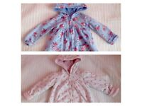 Girls summer jacket and spring coat 18-24 months