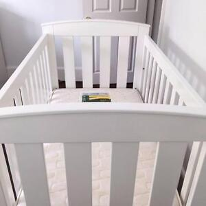 Tasman Eco Siena Cot 4 in 1 cot Stanmore Marrickville Area Preview